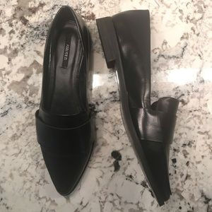 Forever 21 black flats shoes 7